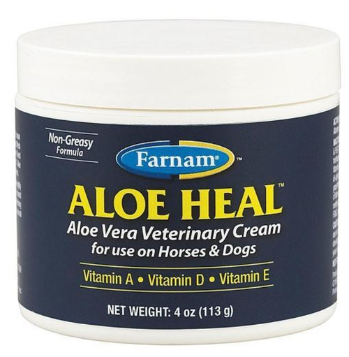 Farnam Aloe Heal Cream For Wounds, 4 Oz