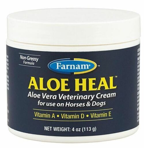 Farnam Aloe Heal Cream For Wounds, 4 Oz