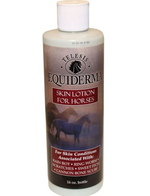 Equiderma Skin Lotion, 16oz