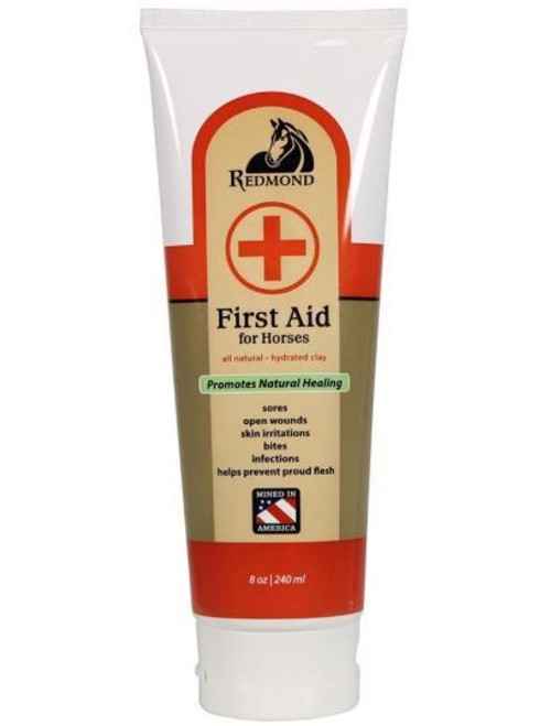 Redmond First Aid Cream For Horses, 8oz Tube