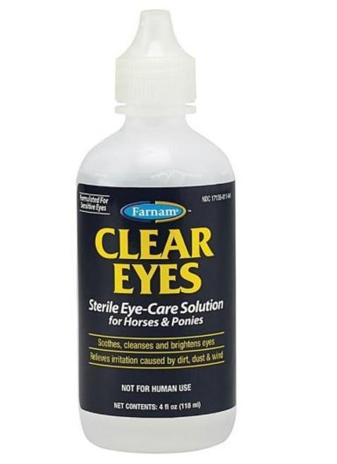Farnam Clear Eyes Sterile Eye-Care Solution, 4oz