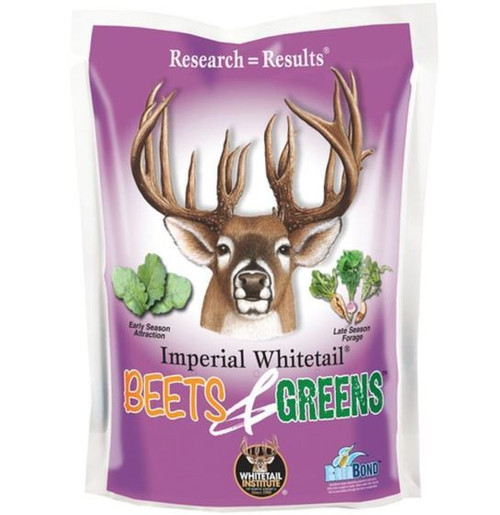 Imperial Whitetail Beets & Greens-Fall Annual, 3 Lbs