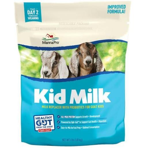 Manna Pro Kid Milk Replacer, 4 Lb Bag