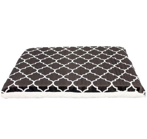 """Midwest Quiet Time Defender Series Reversible Crate Pad, 30""""x21"""""""