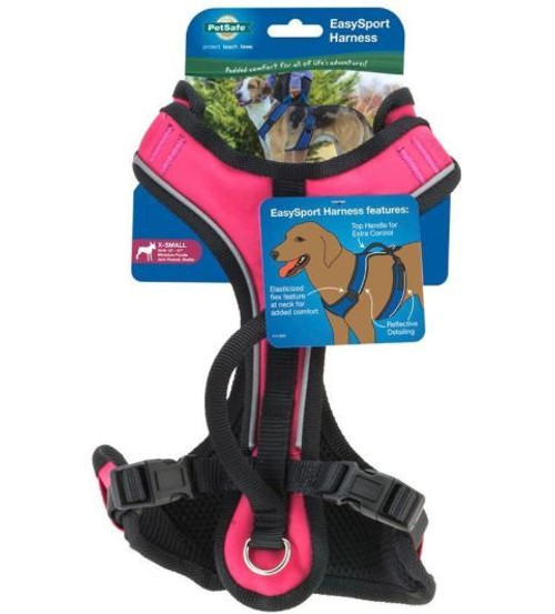 Petsafe Easysport Dog Harness, Pink