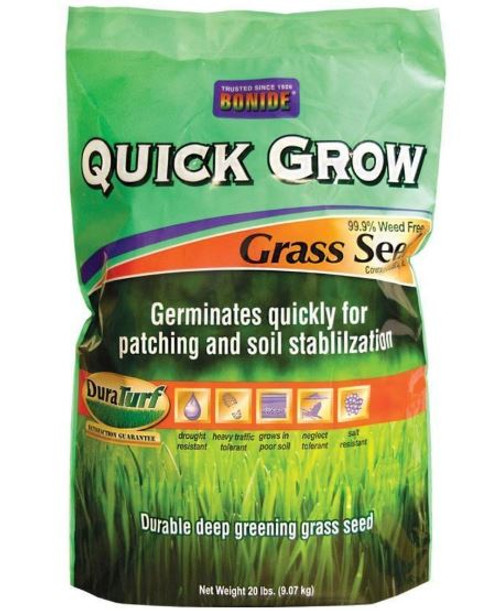 Bonide Quick Grow Grass Seed