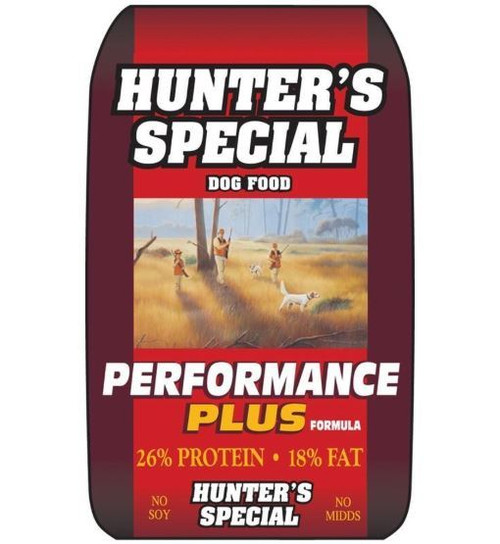 Hunter's Special Performance Plus Dog Food, 50 Lbs.