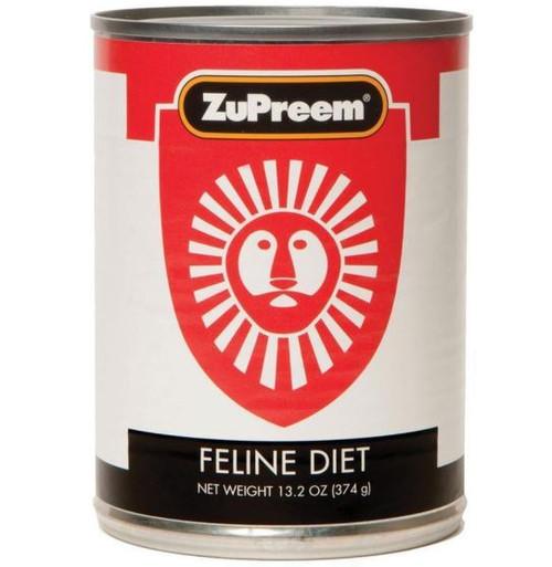 Zupreem Exotic Feline Diet Canned Cat Food, 13.2 oz.