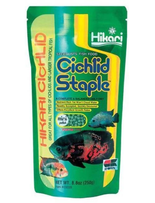 Hikari Cichlid Staple, 8.8 oz., Mini