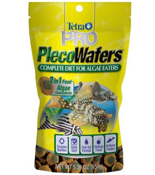 Tetra Pleco Algae Wafers, 5.3 oz.