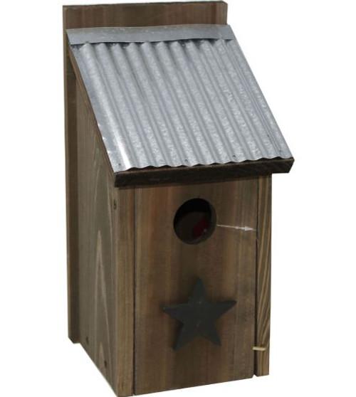 Audubon Rustic Farmhouse Bluebird House