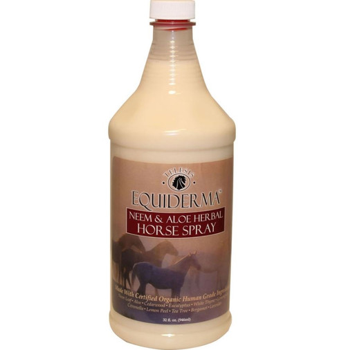 Equiderma Natural Horse Spray, 32 oz.