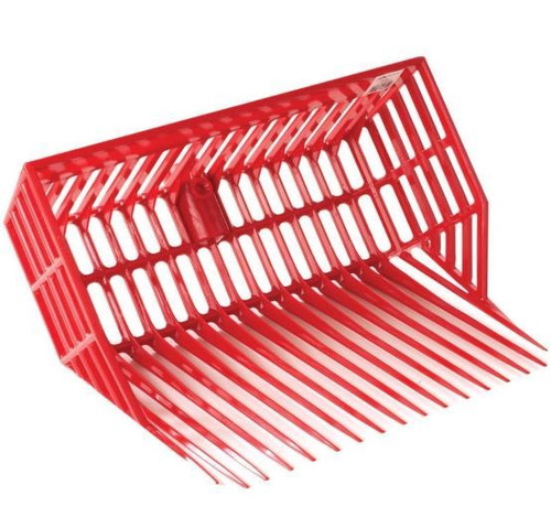 Little Giant Durapitch II Replacement Fork Head, Red