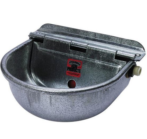 Little Giant Galvanized Steel Stock Waterer