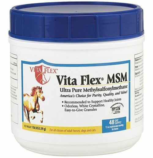 Vita Flex MSM Joint Supplement