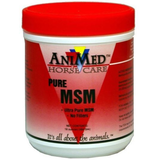 Animed MSM Pure Dietary Sulfur Supplement Powder