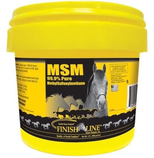 Finish Line MSM Methylsulfonylmethane