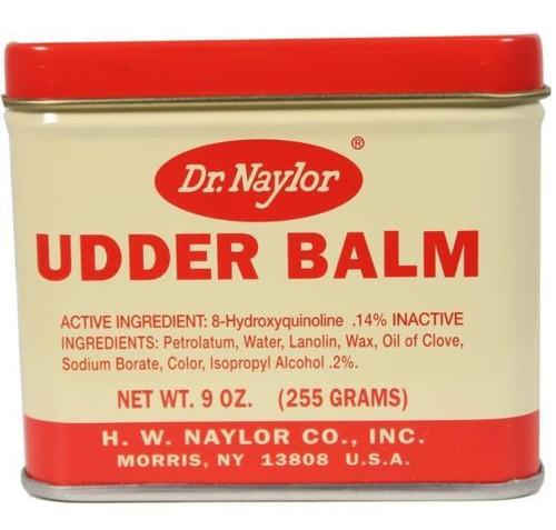Dr. Naylor Udder Balm, 9 Oz.