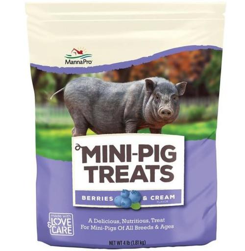 Manna Pro Mini-Pig Treats, 4 Lbs.