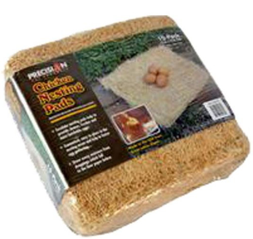 Precision Poultry Nesting Pads, 10 Pack
