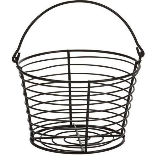 Little Giant Egg Basket, Black