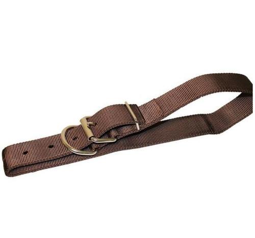 Hamilton Nylon Cow Collar, Calf, Brown