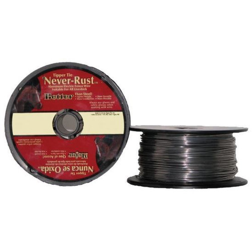 Dare Products Never Rust Aluminum Wire, Silver