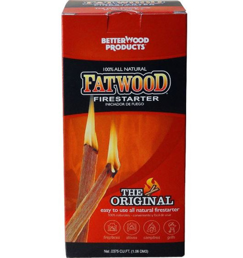 Fatwood Firestarter Color Box, 1.5 Lbs.