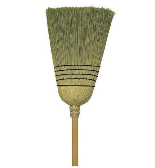 "Nexstep Warehouse Corn Broom, 14"""