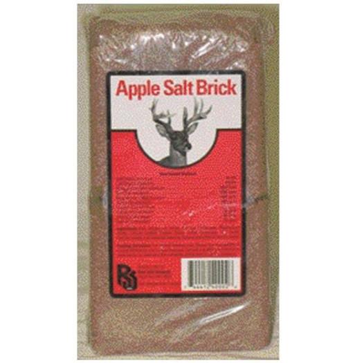 Roto Apple Salt Brick, 4 Lbs.
