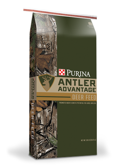 Purina Antler Advantage Deer 20 Feed 50 Pounds