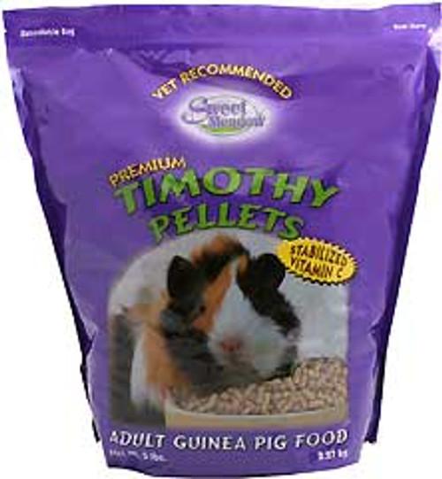 Sweet Meadow Premium Timothy Guinea Pig Pellets