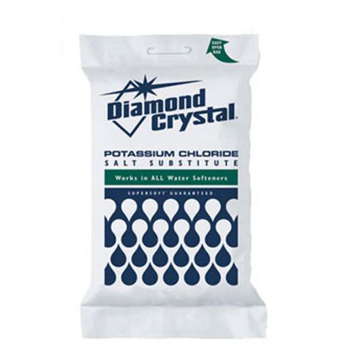 Diamond Crystal Potassium Chloride Pellets, 40 Lbs.