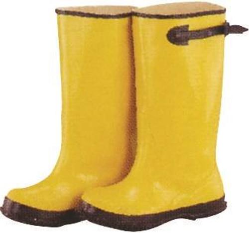 Diamondback Waterproof Over Shoe Boots, Unisex, Yellow