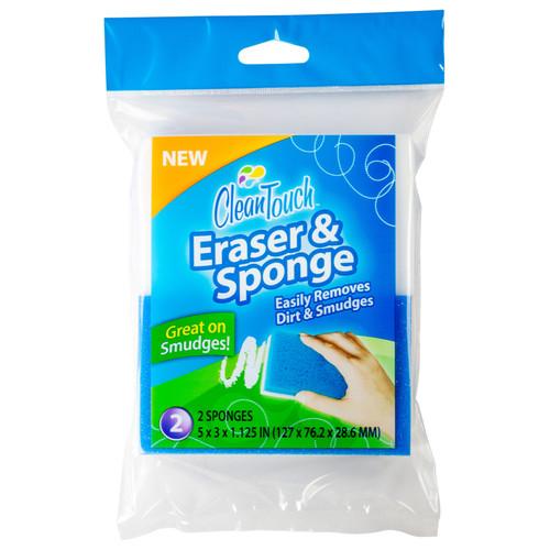 Clean Up Eraser & Sponge