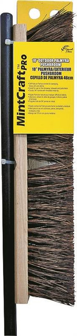 Simple Spaces Natural Palmyra Push Broom