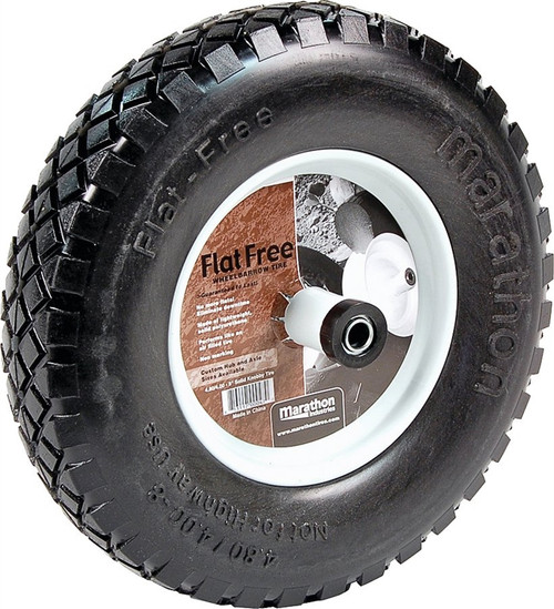 Marathon Flat Free Wheelbarrow Tire