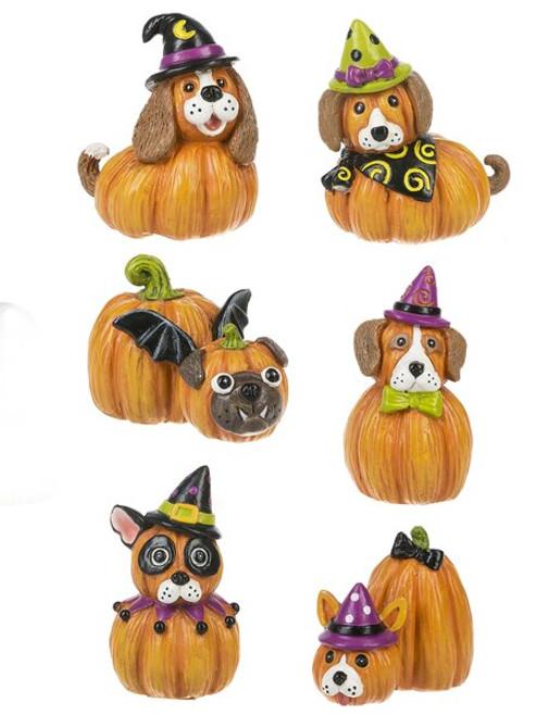 Ganz Gift Halloween Pumpkin Dogs