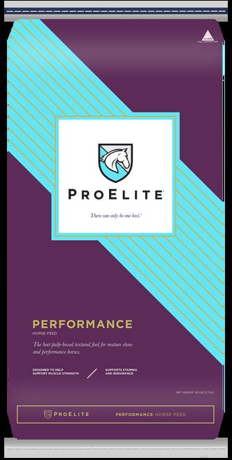 ProElite Performance Textured Horse Feed, 50 Lbs.