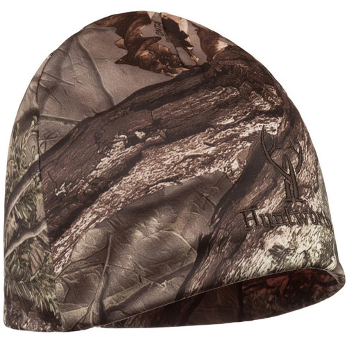Huntworth Men's HIdd'N Camo Reversible Performance Fleece Hat