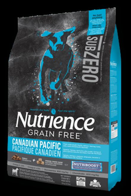 Nutrience Subzero Canadian Pacific Formula Dry Dog Food