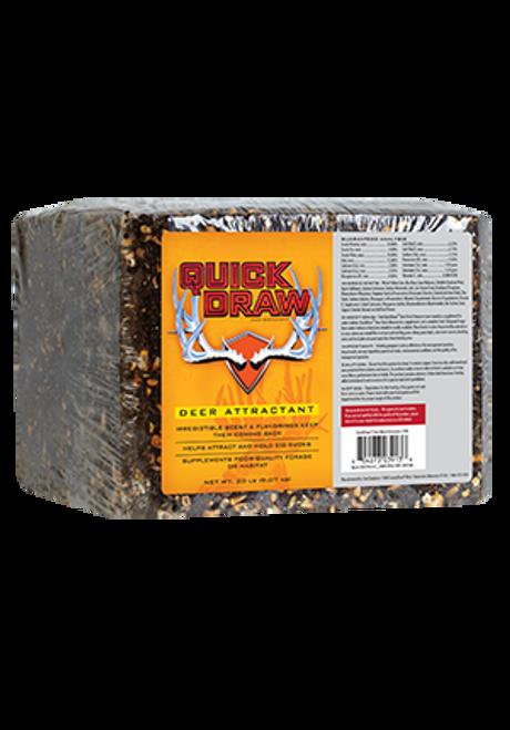Purina Quick Draw Deer Block, 20 Lbs. (Special Order 2-3 Week Leadtime)