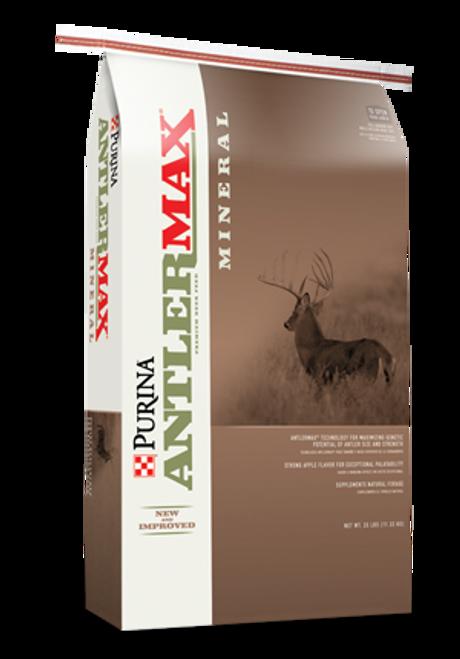 Purina AntlerMax Premium Deer Mineral, 25 Lbs.