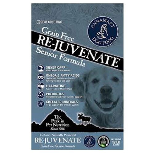 Annamaet Grain Free Re-Juvenate Senior Dog Dry Food