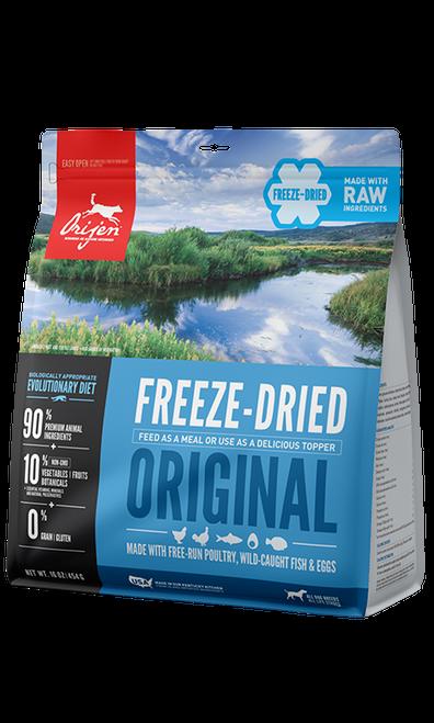 Orijen Freeze-Dried Original Chicken Adult Dog Food, 6 Oz.
