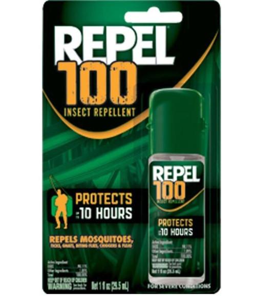 Repel 100 Pump Spray Insect Repellent, 1 Oz.