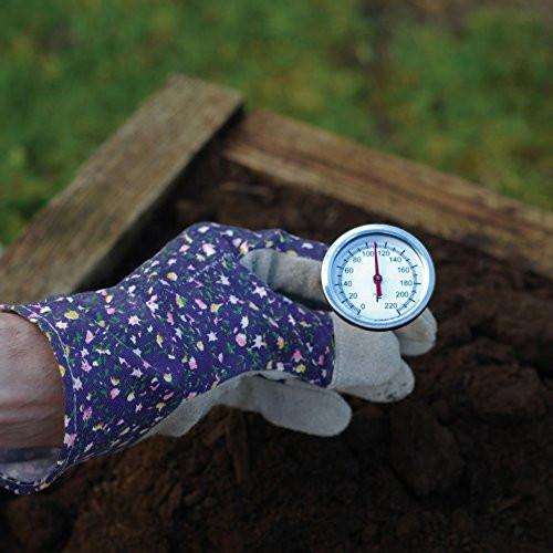 Luster Leaf Rapitest Compost Thermometer