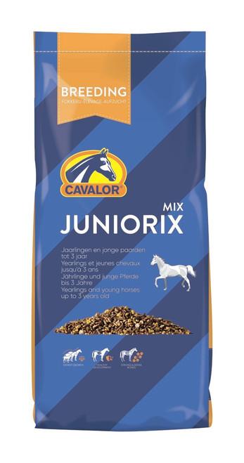 Cavalor Juniorix Textured Horse Feed, 44 Lbs.