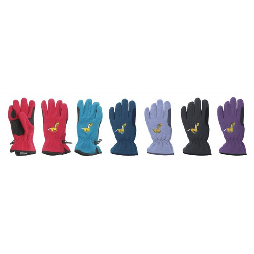 Equistar Child's Pony Fleece Gloves