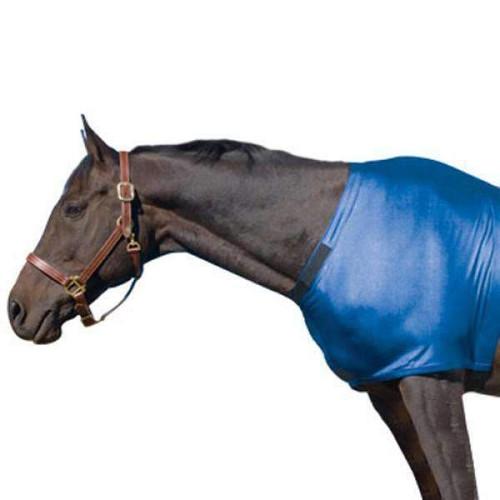 Centaur Lycra Stretch Shoulder Guard, Royal Blue